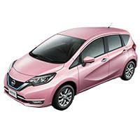 Nissan Note 2013 Onwards