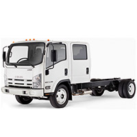 Isuzu NPR 2008 Onwards (manual)