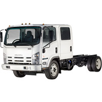 Isuzu NQR Nees 2-CrewCab 2008 Onwards