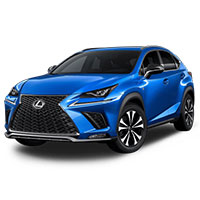 Lexus NX 300h 2015 Onwards