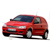 Vauxhall Corsa C Van 2000-2006
