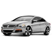 VW Passat CC 2008 - 2017 Boot Liners