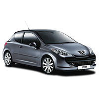 Peugeot 207 2006 Onwards
