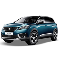 Peugeot 5008 Mk2 2017 Onwards