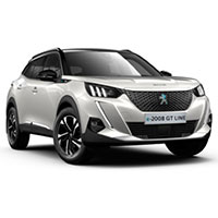 Peugeot 2008 (2019 Onwards) [electric]