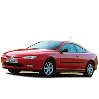 Peugeot 406 Coupe 1997-2003