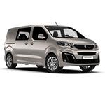 Peugeot Traveller Boot Liner (2016 Onwards)