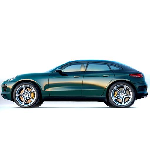 Porsche Macan 2014 Onwards