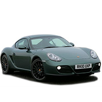 Porsche Cayman S [without BOSE] 2006-2009