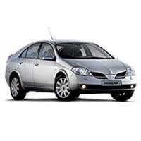 Nissan Primera Boot Liner (2002-2007)