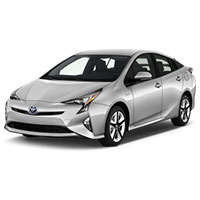 Toyota Prius 2015 Onwards