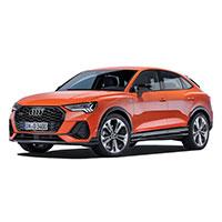 Audi Q3 Sportback Boot Liner (2018 Onwards)