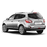 Nissan Qashqai+2 2008 - 2014