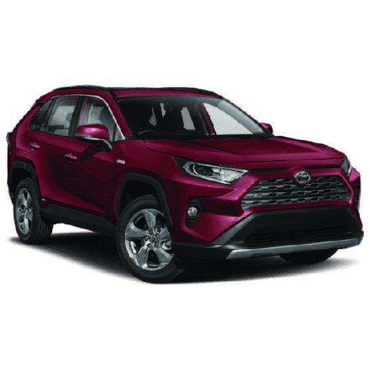 Toyota RAV 4 Boot Liners (2018 Onwards)