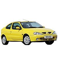 Renault Megane Coupe & Megane Cabriolet 1996-2003