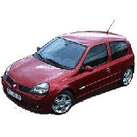 Renault Clio Mk2 & Clio Sport & Kangoo-Van 1998-2004