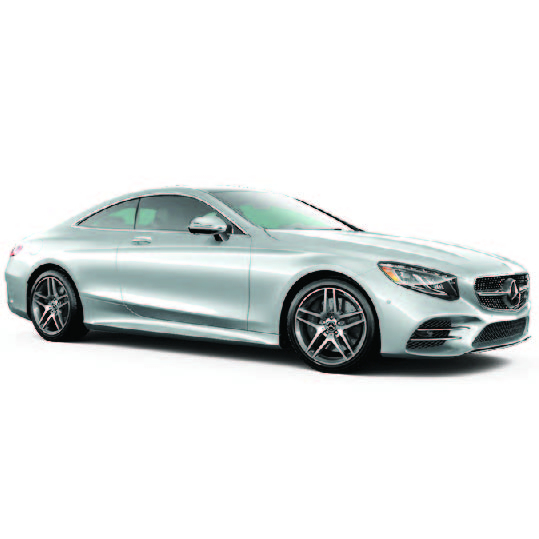 Mercedes S Class Coupe (C217) (2014 Onwards)