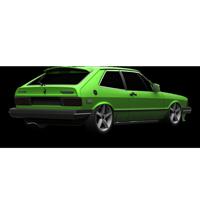 VW Scirocco Mk2 1982-1991