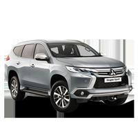 Mitsubishi Shogun Sport 2018 Onwards