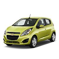 Chevrolet Spark Boot Liner (2010 - 2013)