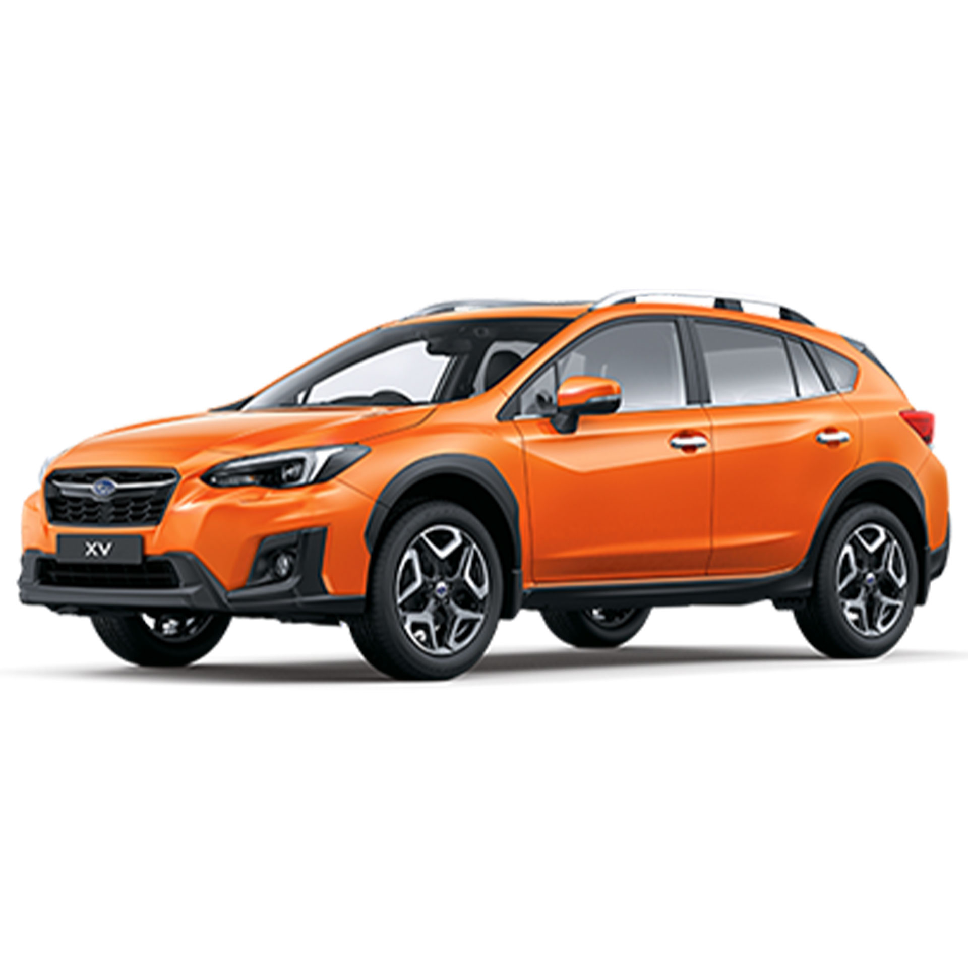 Subaru XV I Boot Liners (2011 - 2017)