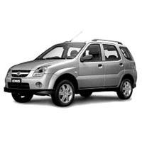 Suzuki Ignis II 5dr 2003 - 2016