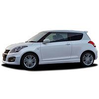 Suzuki Swift Boot Liner (2008 - 2017)