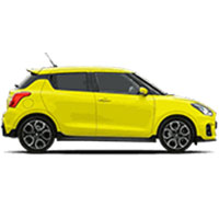 Suzuki Swift 2017 Onwards [non Hybrid]