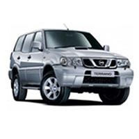 Nissan Terrano Boot Liner (1993 - 2004)