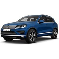 VW Touareg Boot Liners (2014 - 2017)