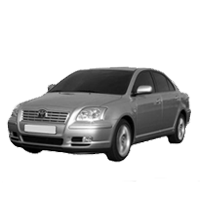 Toyota Avensis Boot Liners (2003-2009)