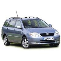 Toyota Corolla Verso 2002-2004
