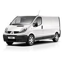 Renault Trafic 2002-2014
