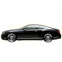 Bentley Continental GT 2003 Onwards