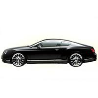 Bentley Continental GT 2003 Onwards