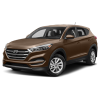 Hyundai Tucson 2017 Onwards
