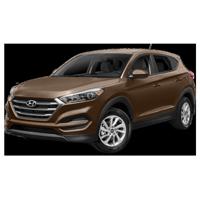 Hyundai Tucson Boot Liner (2017 Onwards)