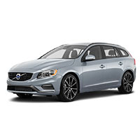 Volvo V60 Boot Liners (All Models)