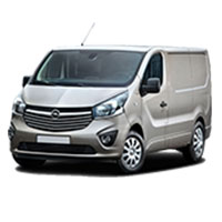 Vauxhall Vivaro Van 2014 - 2019 (Two Piece)