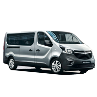 Vauxhall Vivaro Tourer Boot Liner (2014-2018)