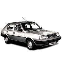 Volvo 340 1992 Onwards