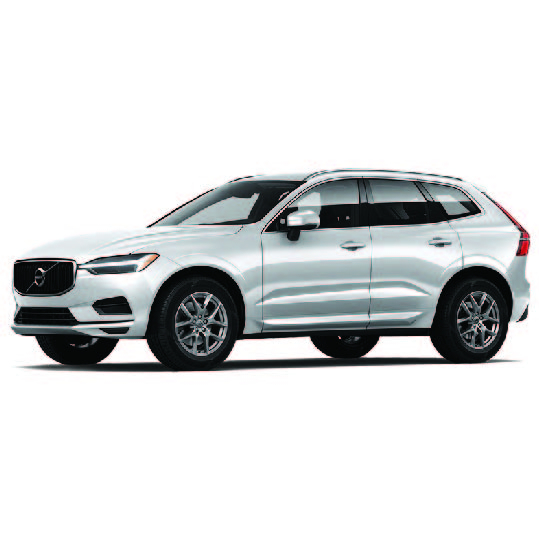 Volvo XC60 Car Mats 2017 Onwards
