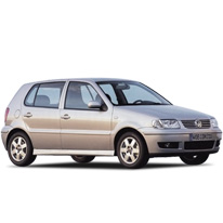 VW Polo Boot Liners (1994 - 2002)