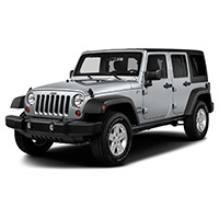Jeep Wrangler (4 door) 2015 - 2019
