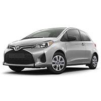 Toyota Yaris Boot Liner (2011 - 2019)